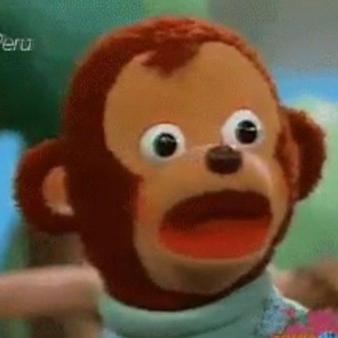 :monkeygasp: