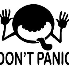 aww panic l0l