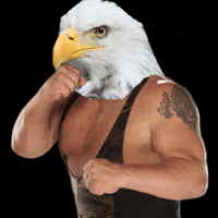 The Eagle Man